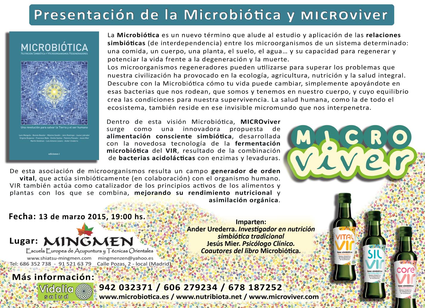 microbiotica cartel MTC